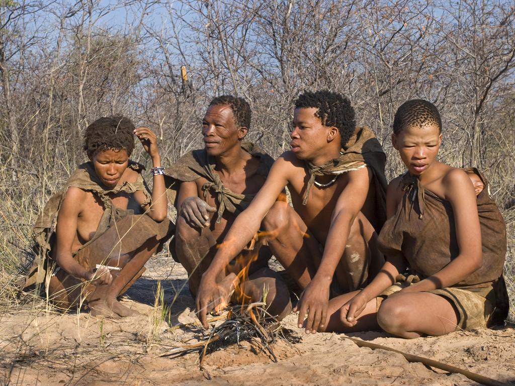 San-Bushmen