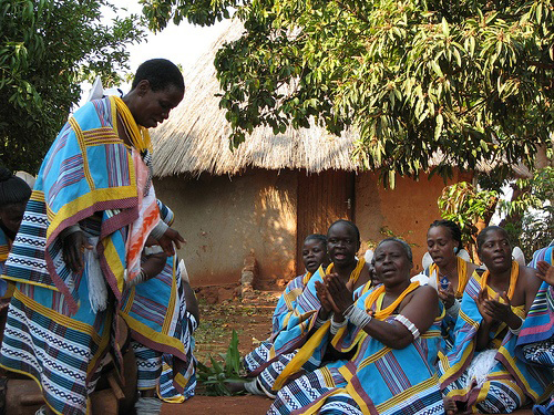 Venda -- Located in South Africa, Venda culture appears to be a mix of cultures incorporating a variety of East African Central African, Nguni, and Sotho characteristics. Photo by Wayne Feidon / Flickr.