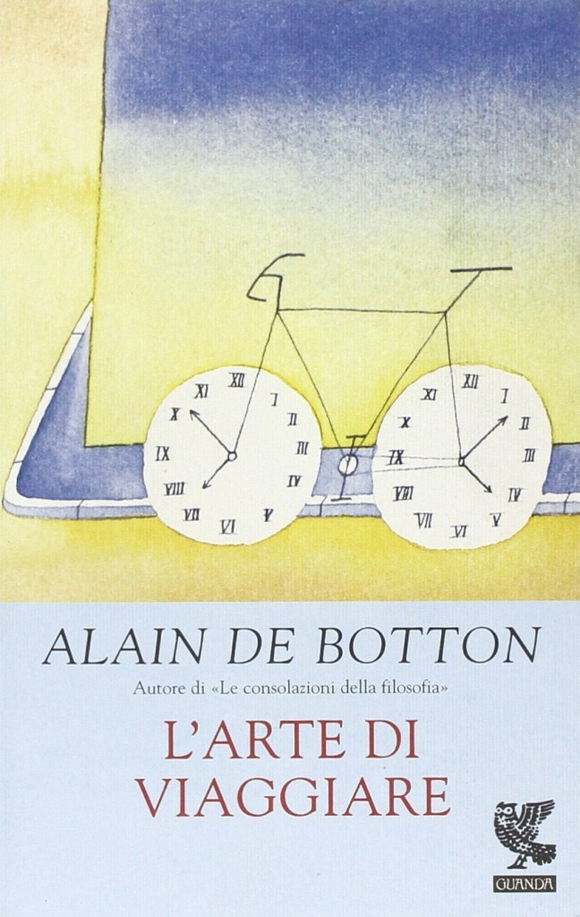 L'arte di viaggiare di Alain de Botton