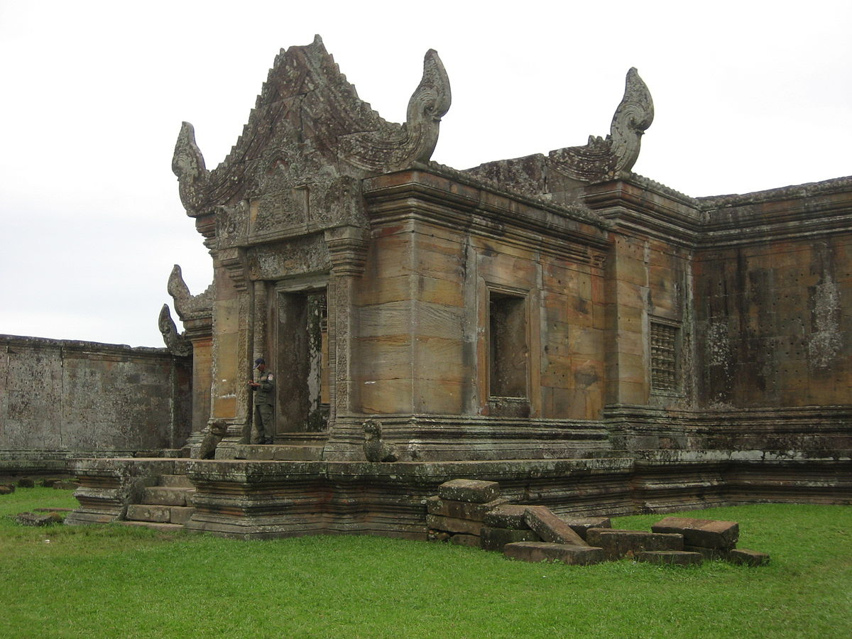Cambogia. Il Tempio Preah Vihear