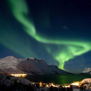 Tromso-in-northern-Norway
