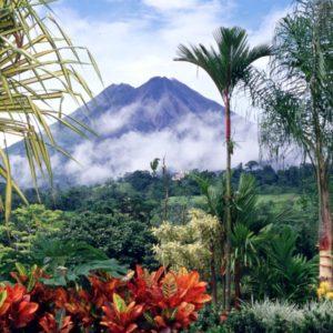 Paesaggio Costa Rica