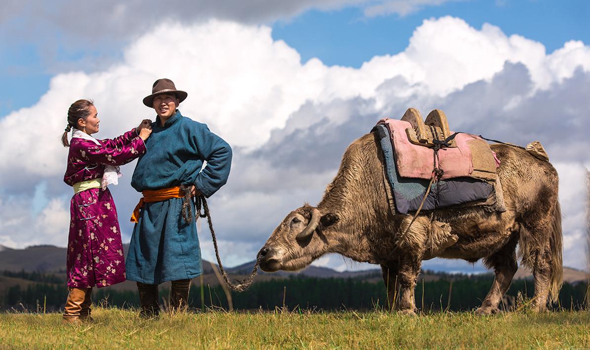 mongolia nomadi