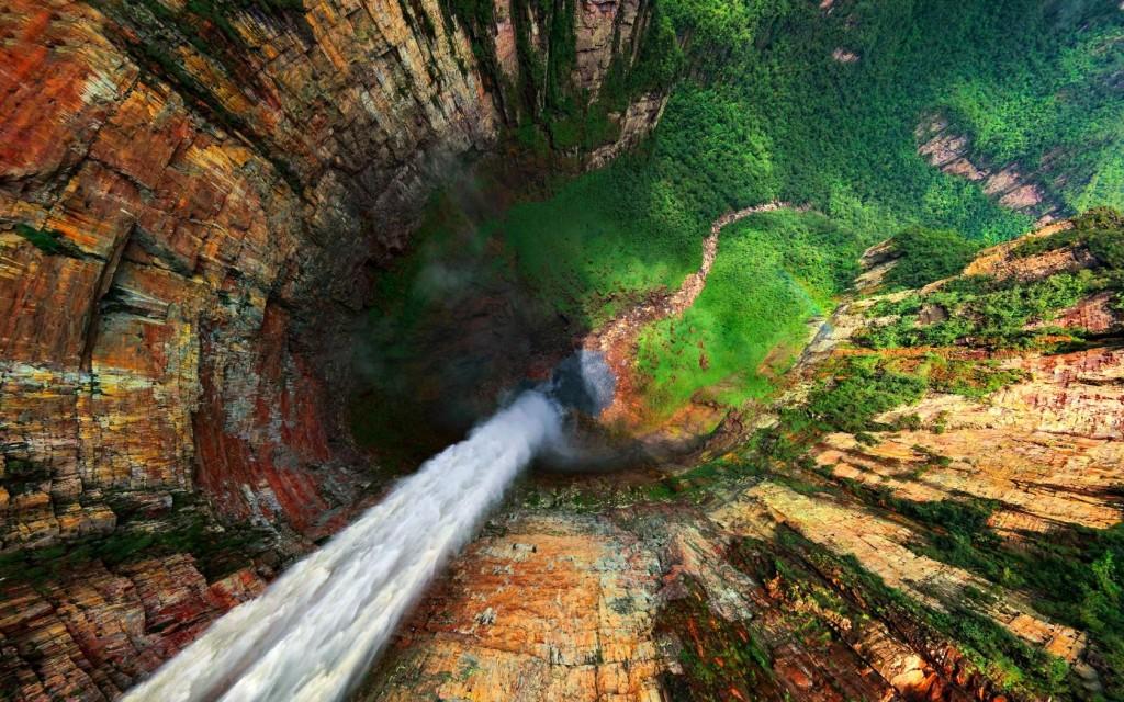 10 Angel Falls, Venezuela