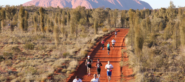 Maratona di Ayers Rock
