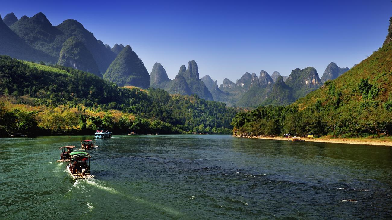 CINA crociera fluviale sul Lijiang