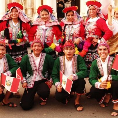perù danza
