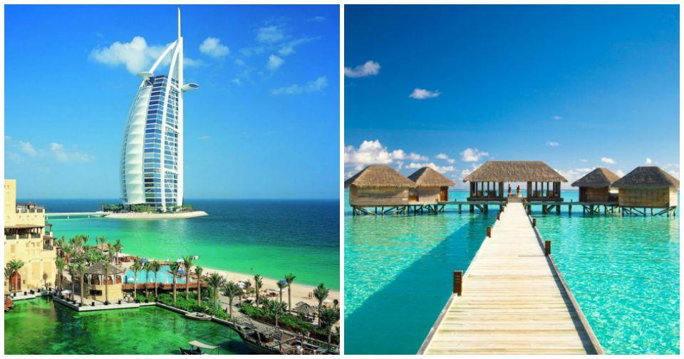 DUBAI MALDIVE 2016 – Un sogno di Mare e Relax – Viaggiatori nel Mondo
