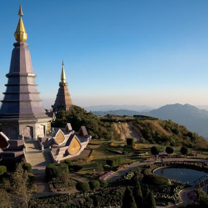Thailandia CHIANG MAI