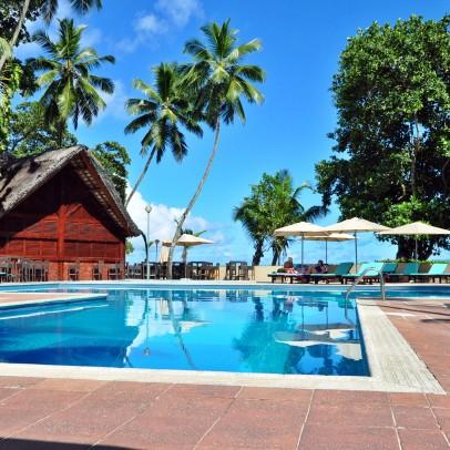 seychelles  Berjaya Praslin Resort