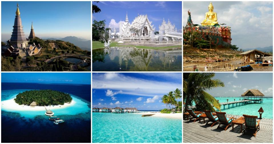 Viaggio in THAILANDIA e soggiorno mare Maldive – Viaggiatori nel Mondo