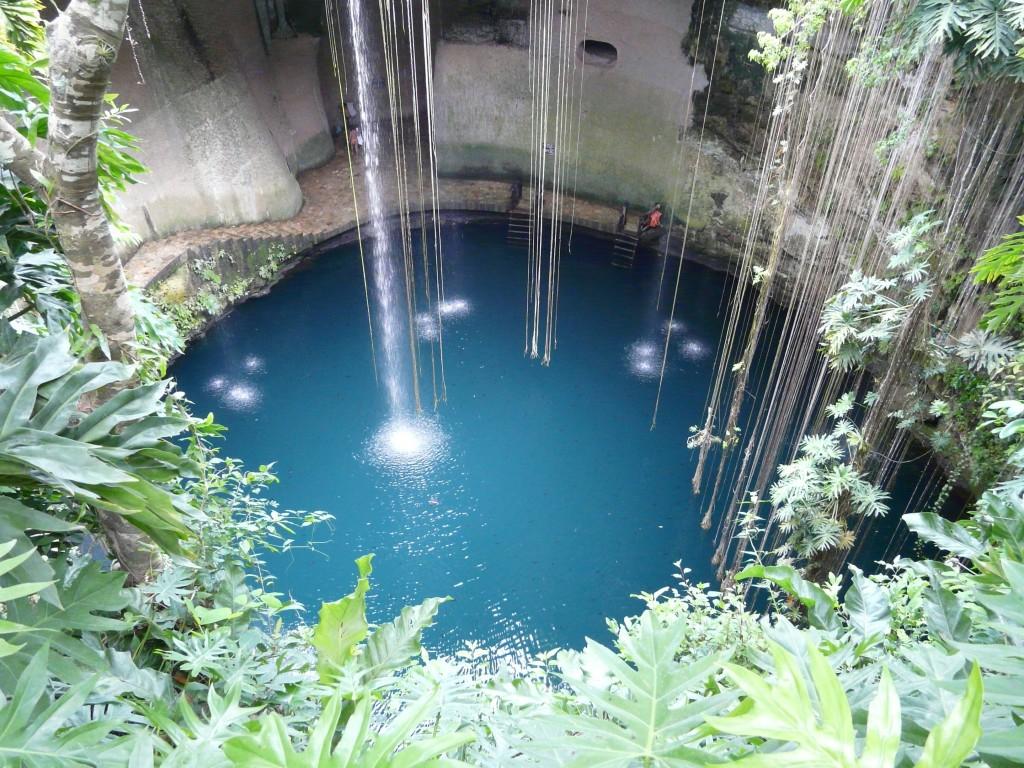 messico_ cascate di Agua Azul