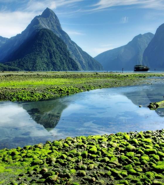 nuova zelanda -Milford-Sound