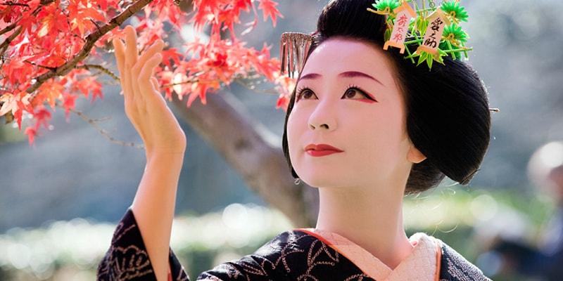 Momijigari in Giappone