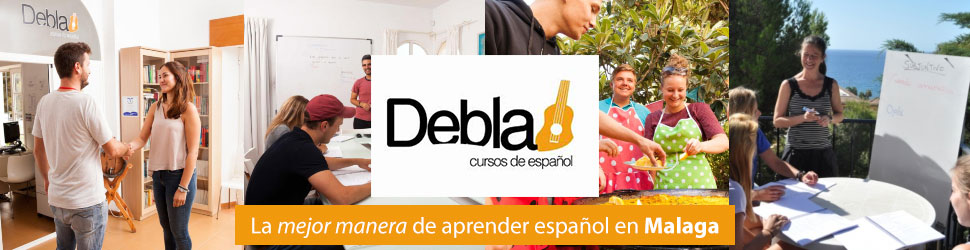 Debla – escuela de espanol en Malaga – orizzontale