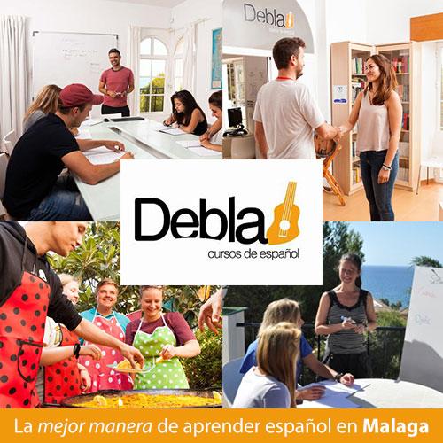 Debla – escuela de espanol en Malaga