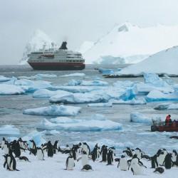 """Aero-Crociera """"Antartica Express"""""""
