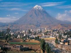 """Arequipa. """"La Ciudad Blanca"""" del Perù: una vista, un sogno da realizzare"""