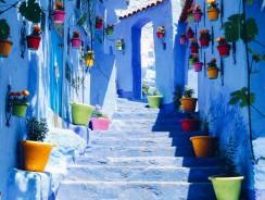 La Foto del Giorno. Chefchaouen, la Città Andalusa del Marocco