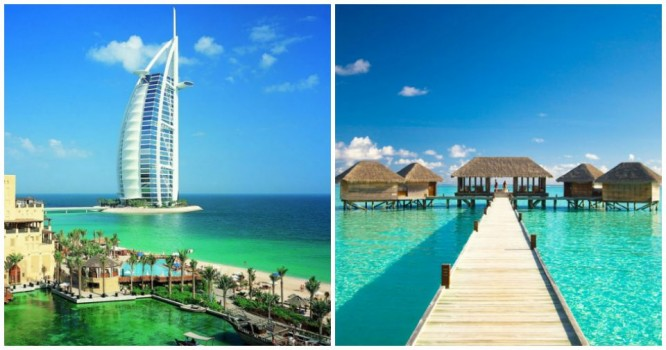 Dubai Maldive