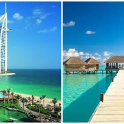 DUBAI MALDIVE 2016 – Un sogno di Mare e Relax