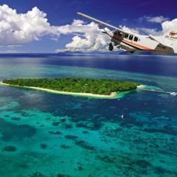 Viaggio alle ISOLE FIJI. In VOLO sul Reef, MARE e RELAX