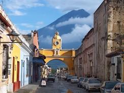Alla scoperta dell'Antigua Guatemala