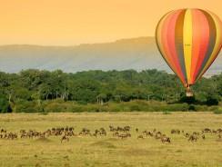 [VIDEO] Safari in Mongolfiera nel Serengeti. Una delle esperienze di viaggio più belle