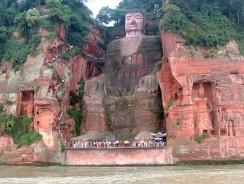 CINA. La storia del Buddha gigante di Leshan