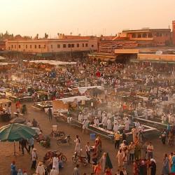 MAROCCO. Marrakech, il Sud, le Kasbah e il Deserto del Sahara