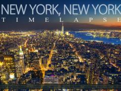[VIDEO in HD] NEW YORK come non l'avete mai vista [TIMELAPSE]