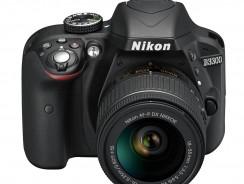 Nikon D3300 Kit Fotocamera Reflex Digitale