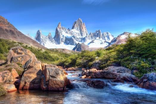 Paesaggio Patagonia