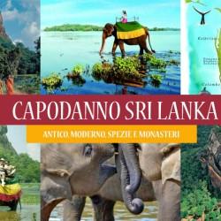 Capodanno in SRI LANKA con estensione mare