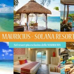 OFFERTA MAURICIUS. SOLANA BEACH RESORT