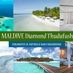 """Resort """"Sea Diamond Thudufushi"""" davvero il TOP delle MALDIVE – Offerte"""