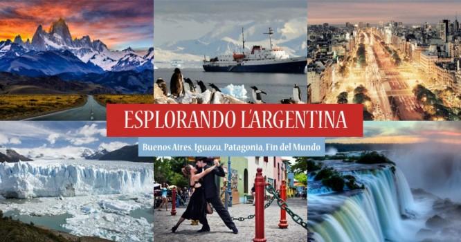 """PROD--VIAGGIO-""""ESPLORANDO-L'ARGENTINA"""""""