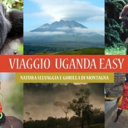 Viaggio UGANDA Easy – Tra i GORILLA di Montagna