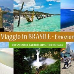Viaggio in BRASILE, la rotta delle Emozioni – 2016