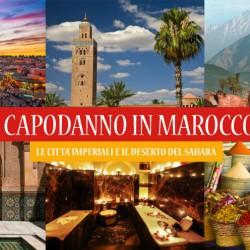 Viaggio in Marocco Speciale Capodanno