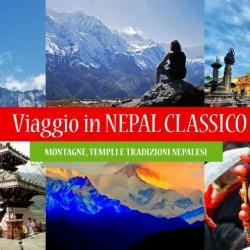 Viaggio in NEPAL Classico