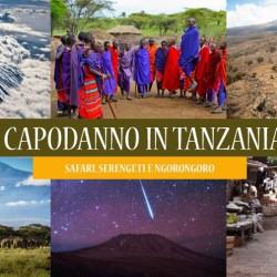 Viaggio in TANZANIA – Speciale CAPODANNO