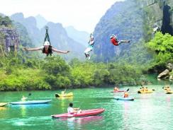 Vietnam. Il Parco nazionale di Phong Nha-Ke Bang