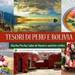 Viaggio I Tesori del Perù e Bolivia – 2016