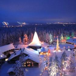 Viaggio a Rovaniemi, la casa di Babbo Natale