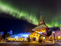 Ecco i tour per la visita di ROVANIEMI, la Casa di Babbo Natale. Posti limitatissimi.