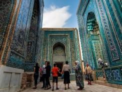 Meraviglie dal Mondo. Samarcanda, Uzbekistan, nel bel mezzo della Via della Seta