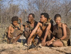 San Bushmen. 3/10 – Le 10 tribù africane più culturalmente ricche