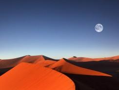 Luoghi da visitare in Africa: Sossusvlei Dunes, Namibia