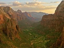 USA. Il meraviglioso ZION National Park
